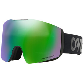 Oakley Fall Line XL Snow Goggles Herre black/with prizm snow jade iridium